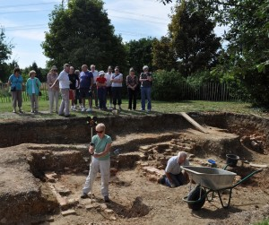 Archaeological Surveying at Marks Hall