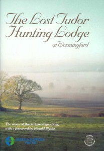 The Lost Tudor Huntiong Lodge at Wormingford booklet cover