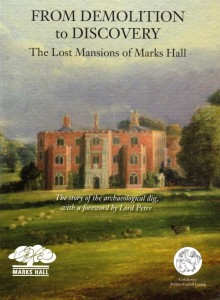 The Lost Mansions of Marks Hall