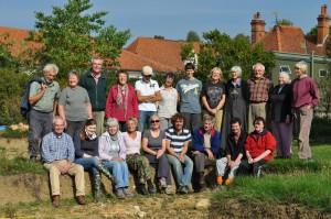 Marks Hall Digger Group