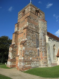 Tower of Lawford Church